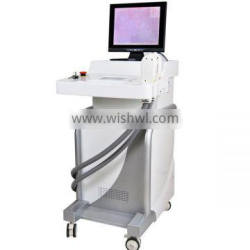 2014 hottest ipl hair removal/ Amazing Effect Salon Use Multifunctional IPL Hair Removal Machine