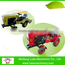 2wd mini tracteur multifonction in weifang