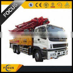 XCMG Truck Mounted Concrete Pump HB48K-I construction machine