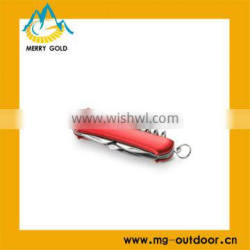 High quality outdoor multi swiss knife