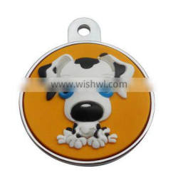 Hot sale manufacturer China metal stainless steel pet products dog tag