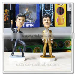 Bobble heads of yourself 1/6 scale body figure, best custom bobblehead company in shenzhen