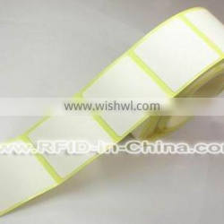 13.56MHz HF RFID Lable Printing for Asset Tracking