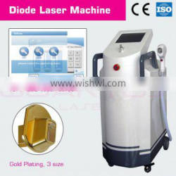 Salon Diode Laser Hair Removal Machine Price/808 Diode Laser High Power
