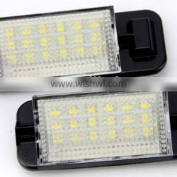 Hot Sale 100% waterproof 12V fit canbus led license plate lights for BMW E36
