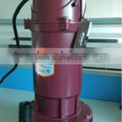 small electrical water pump with light weight