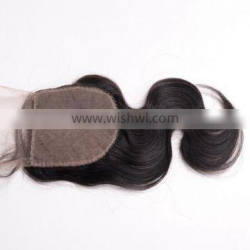 brazilian remy hair extension top lace closure virgin brazilian hair lace closure