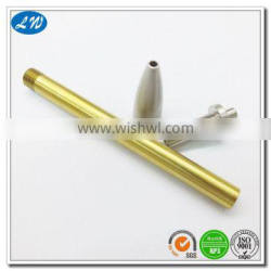 OEM Precision CNC Turning Machining Aluminum Alloy Pen Parts