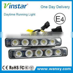 great performance universal led daytime running light with RS optical lens design car led drl