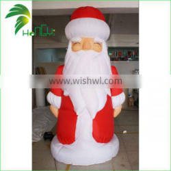 Most Popular Bright High Quality Decoration Christmas Inflatable 3m Tall Santa Claus