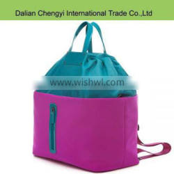 High quality wholesale oxford diaper bag backpack