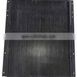 Daewoo hydraulic oil cooler for excavator DH210 DH225 water radiator