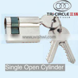 High Quality tri-circle single open cylinder