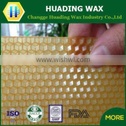 buy beeswax foundation sheet from China