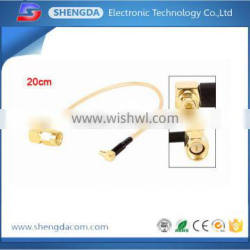 Antenna Pigtail cable with SMA to MMCX