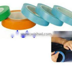 sharp curves usage of PVC fine line tape for car painting