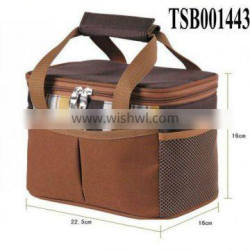 hot sale cooler bags for men 6 cans