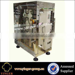 stainless steel outdoor kurtos kalacs chimney cake oven machine selling food truck