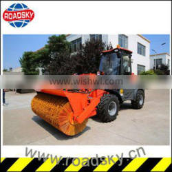 Mounted snow sweeper truck mounted sweeper Snow cleaning machine