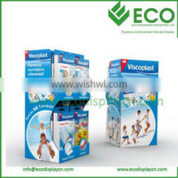 Card packaging box for adhesive bandage , Package medicine box
