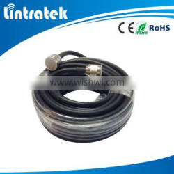 RG60 cable 20meters with 2 end N-female connector