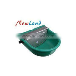 2014 Nylon float water bowl cattle drinking bowl