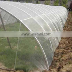 Agricultural white plastic anti insect mesh hdpe insect mesh netting