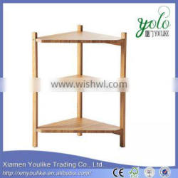 Best selling 2015 fashion bathroom corner shelf new product launch in china