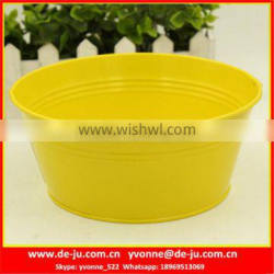 Lavender Garden Metal Flower Pot Mould