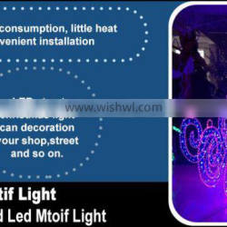 Beautiful fountain light purple led fountain gorgeous waterproof light led lights for fountains Supplier's Choice