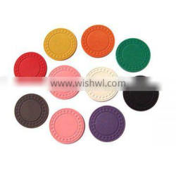 8g Pure Clay One Color Diamond Poker Chip
