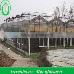 12M Wide Span Greenhouse