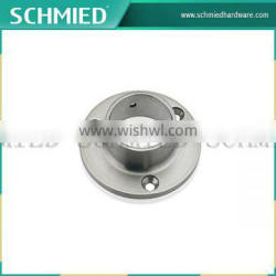 alibaba china stair edge protection accessories stainless steel handrail flange
