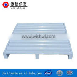 Low loss no need to heat fumigation disinfection galvanized metal pallets