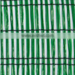 Taizhou factory agricultural green 50% shade rate plastic shade net
