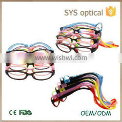 Wholesale variety kinds of silicon optical frame for kids 2016