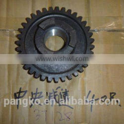 DF12 tractor engine parts GEAR INTERMIDIATE REDUCTION 12-37128
