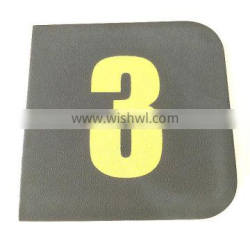 Protective barbell foam pad shockproof impact