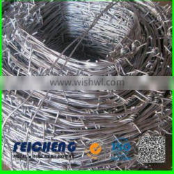 Chinese manufacturer sell cheap galvanized barbed wire weight