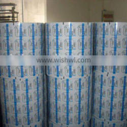 Yogurt Aluminum Plastic sealing film for ps cups