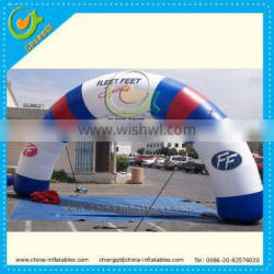 High quality outdoor festival inflatable arch