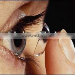 Precise Contact lens for amblyopic treatment, Effective treatment myopic eyes