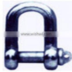 GRADE S DEE SHACKLES WITH SCREW PINS