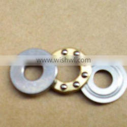 hot selling cheaper F2.5-6M high rpm thrust ball bearing