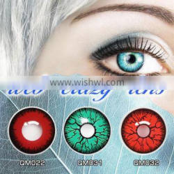 new designed halloween optical crazy contact lenses party lenses