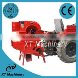 5.5kw or 8hp 1600kg/h small multifunctional barley thresher