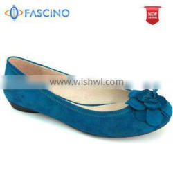 Ballerine Shoes Of Woman