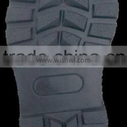 ESD Safety Rubber Outsole for industrial shoe