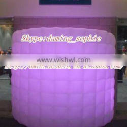 advertising inflatable portable photo booth