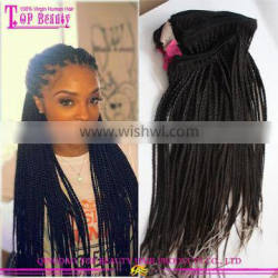 Alibaba Trade Assurance Paypal Accepted Unprocessed Virgin Indian Remy Long Braid Hair Grade 5A Cheap Kinky Curly Braid Hair